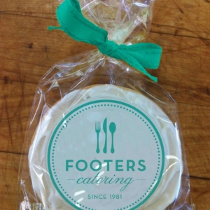 Footers Logo Cookie
