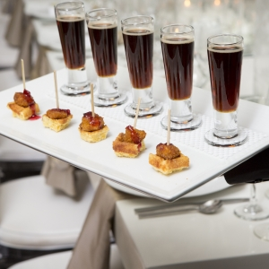 Passed Hors d'oeuvres Pairing