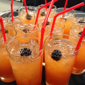 Homemade Soda Cocktail