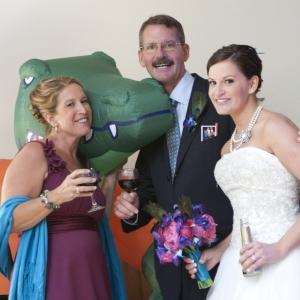 Bride & Parents