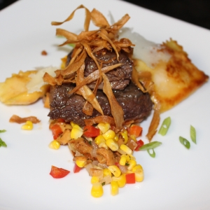 Plated Beef Entree
